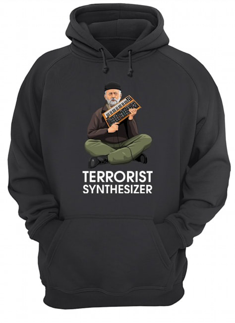Jeremy Corbyn Terrorist Synthesizer Hoodie