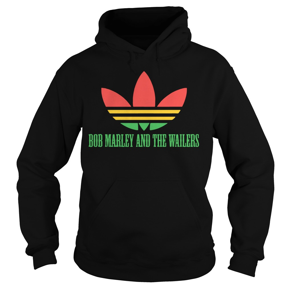 Adidas Bob marley and the wallers Hoodie