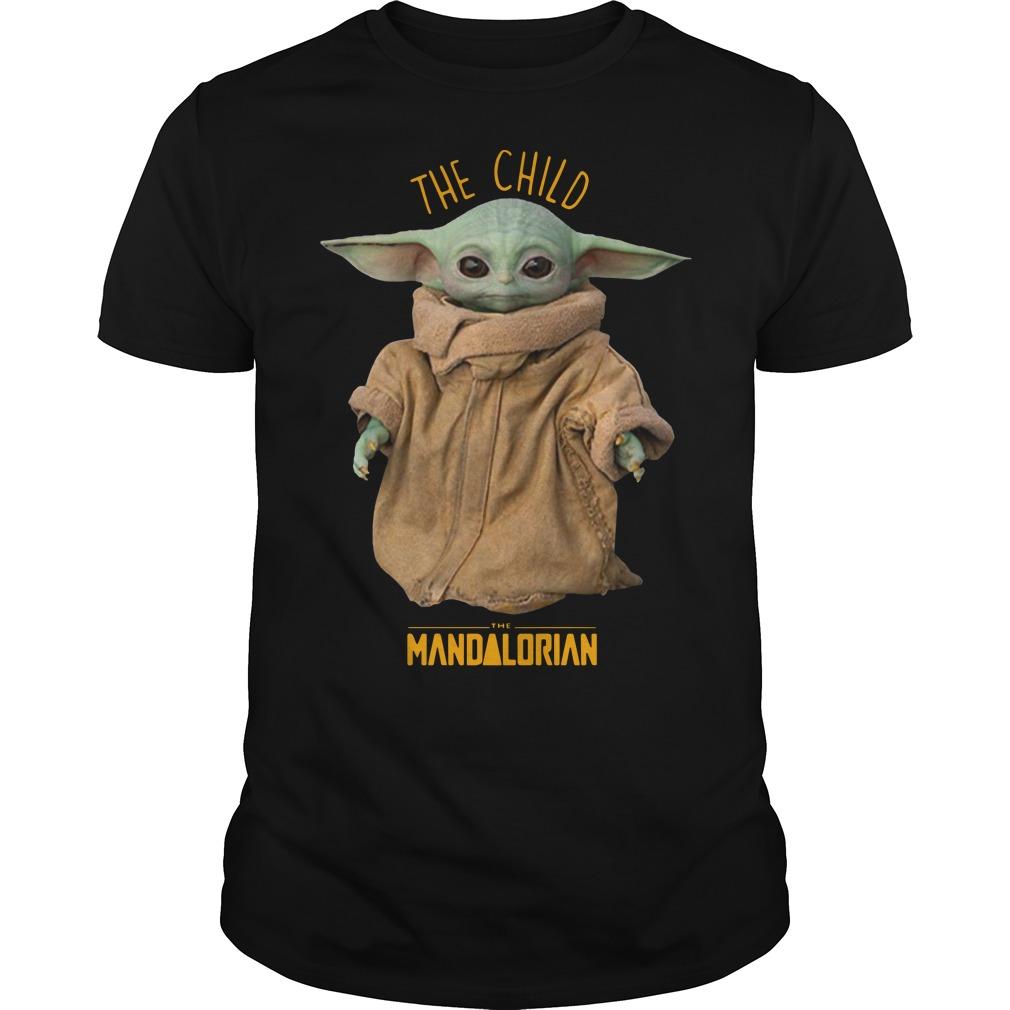 Baby Yoda The Child the Mandalorian shirt