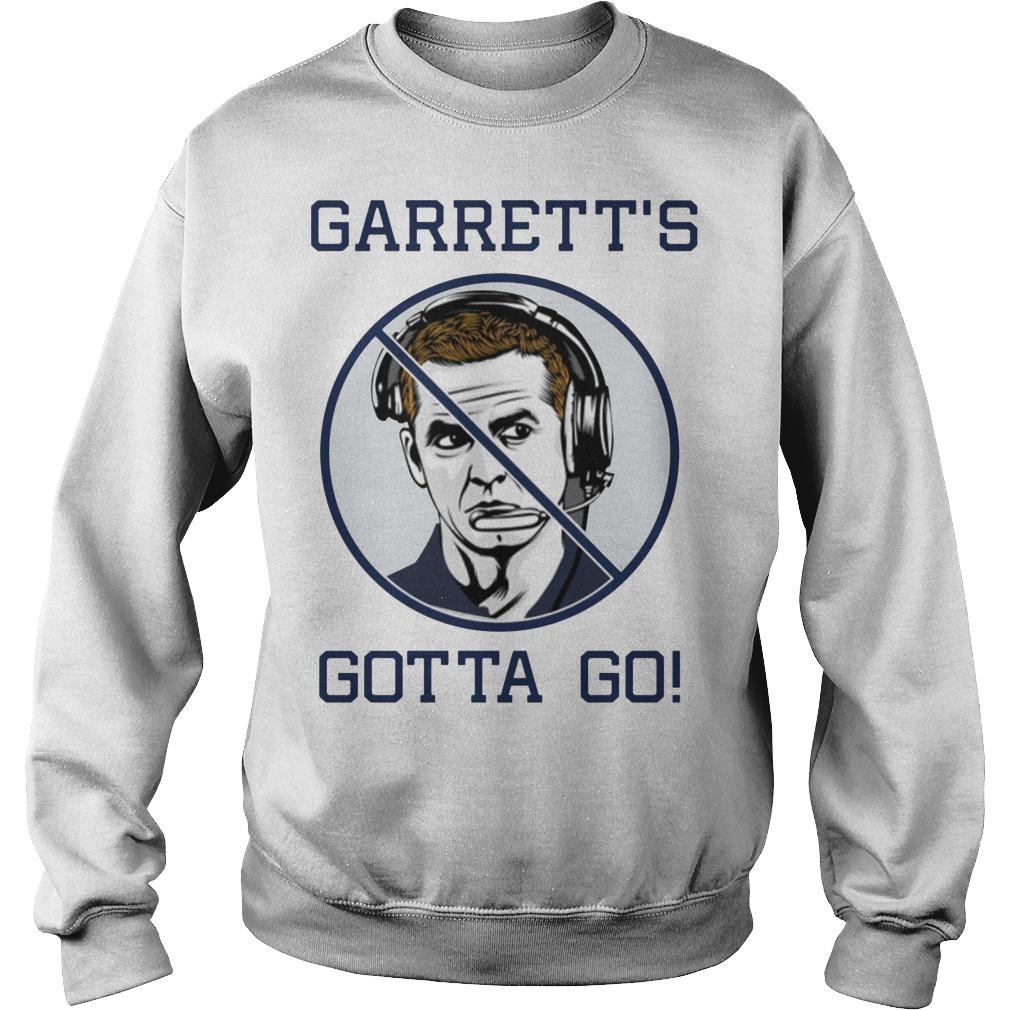 Jason Garrett's Gotta Go Sweater
