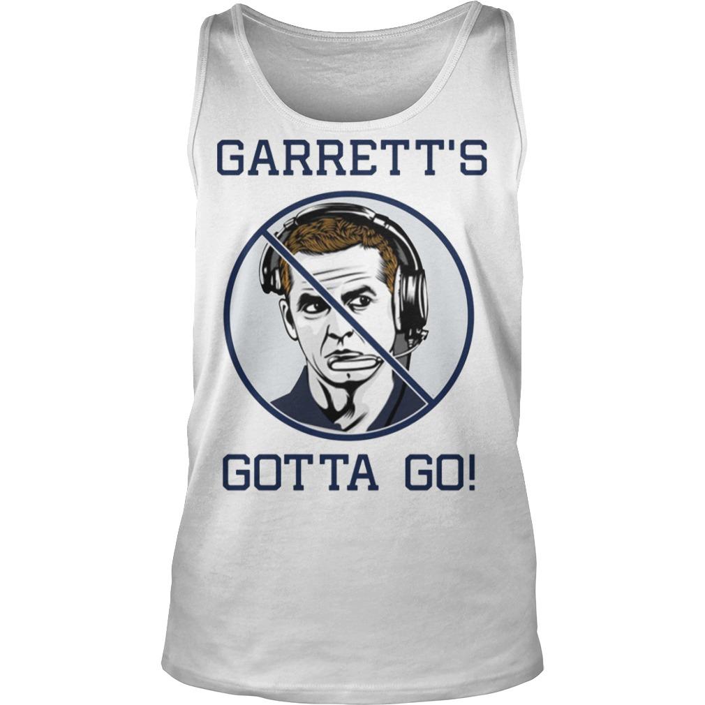 Jason Garrett's Gotta Go Tank Top