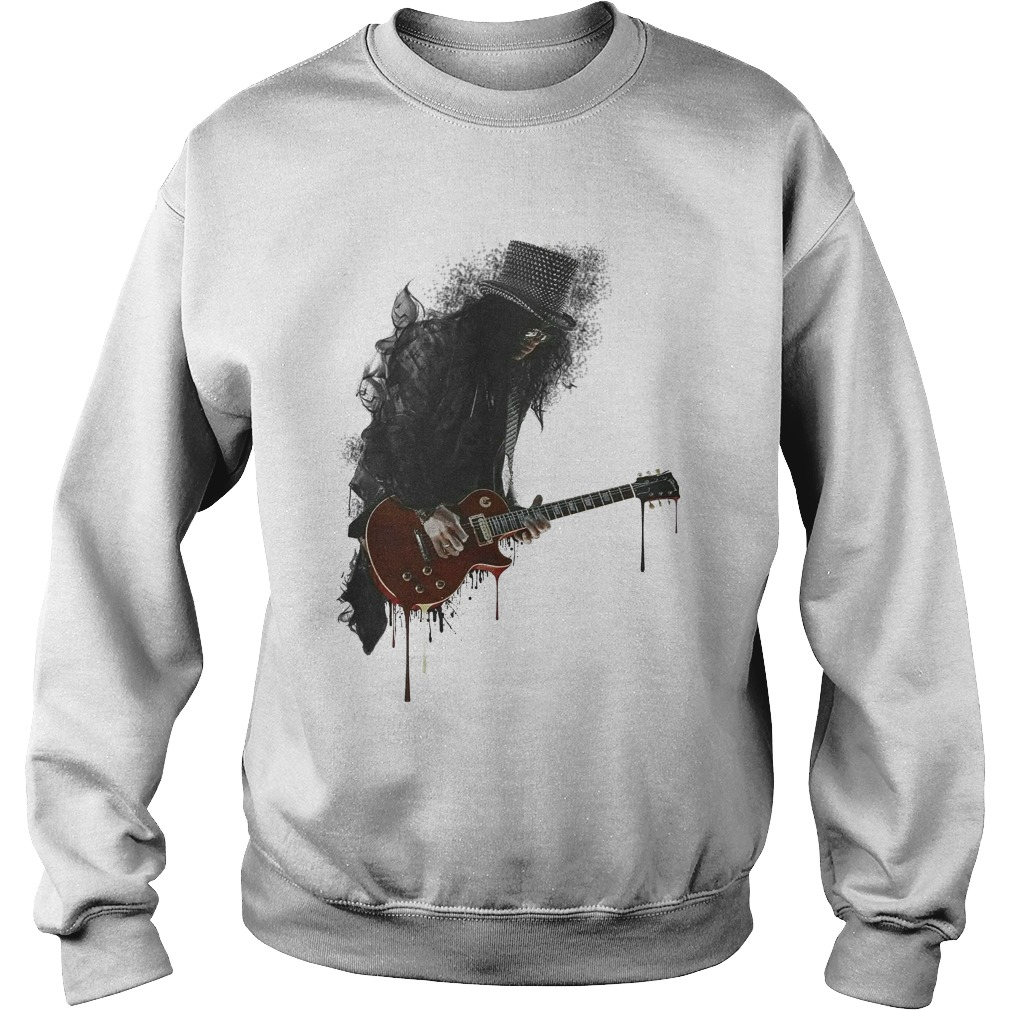 Slash play guitar Guns N' Roses Sweater