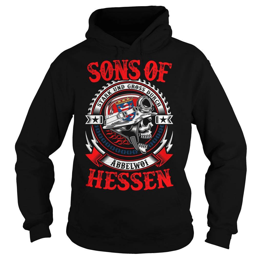 Sons of Hessen Hoodie