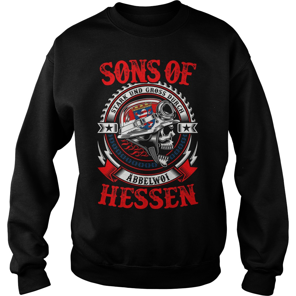 Sons of Hessen Sweater