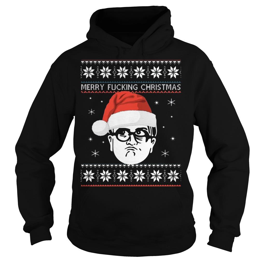 Trailer Park Boys Christmas Merry Fucking Christmas Hoodie