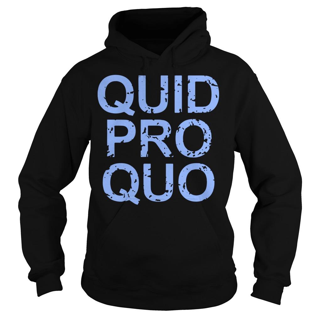 Vintage Quid Pro Quo Hoodie