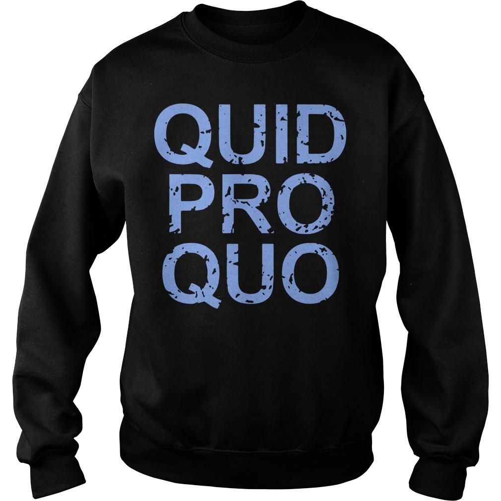 Vintage Quid Pro Quo Sweater