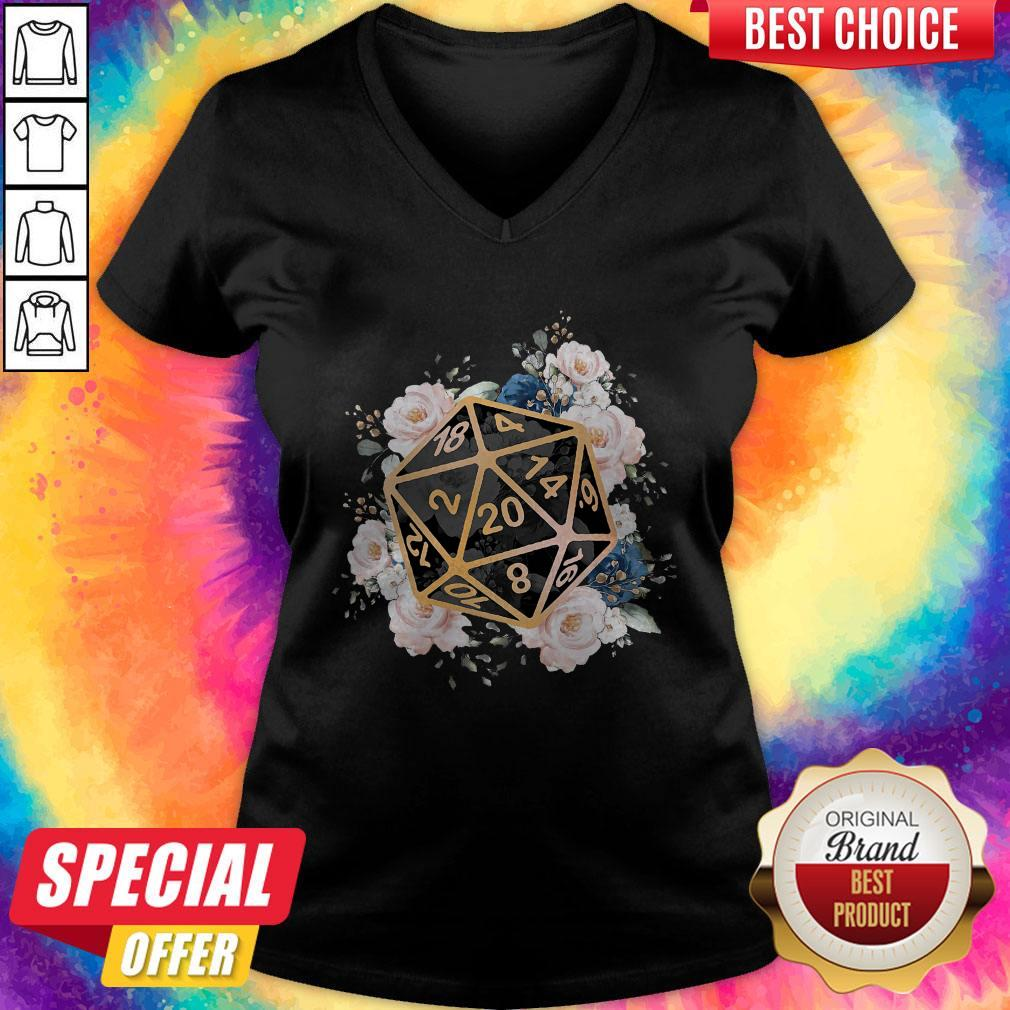 Awesome Tabletop RPG V-neck