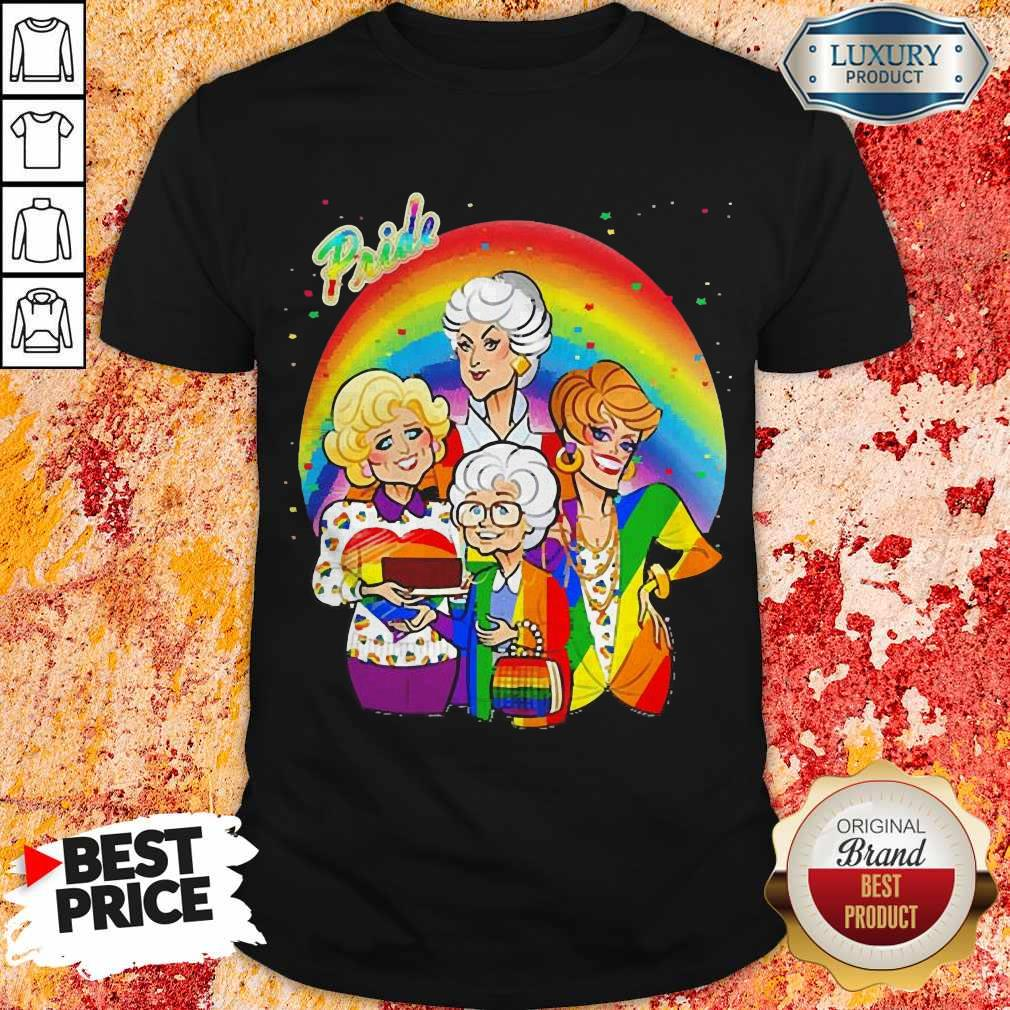 Awesome Pride Golden Girl LGBT 2020 Shirt