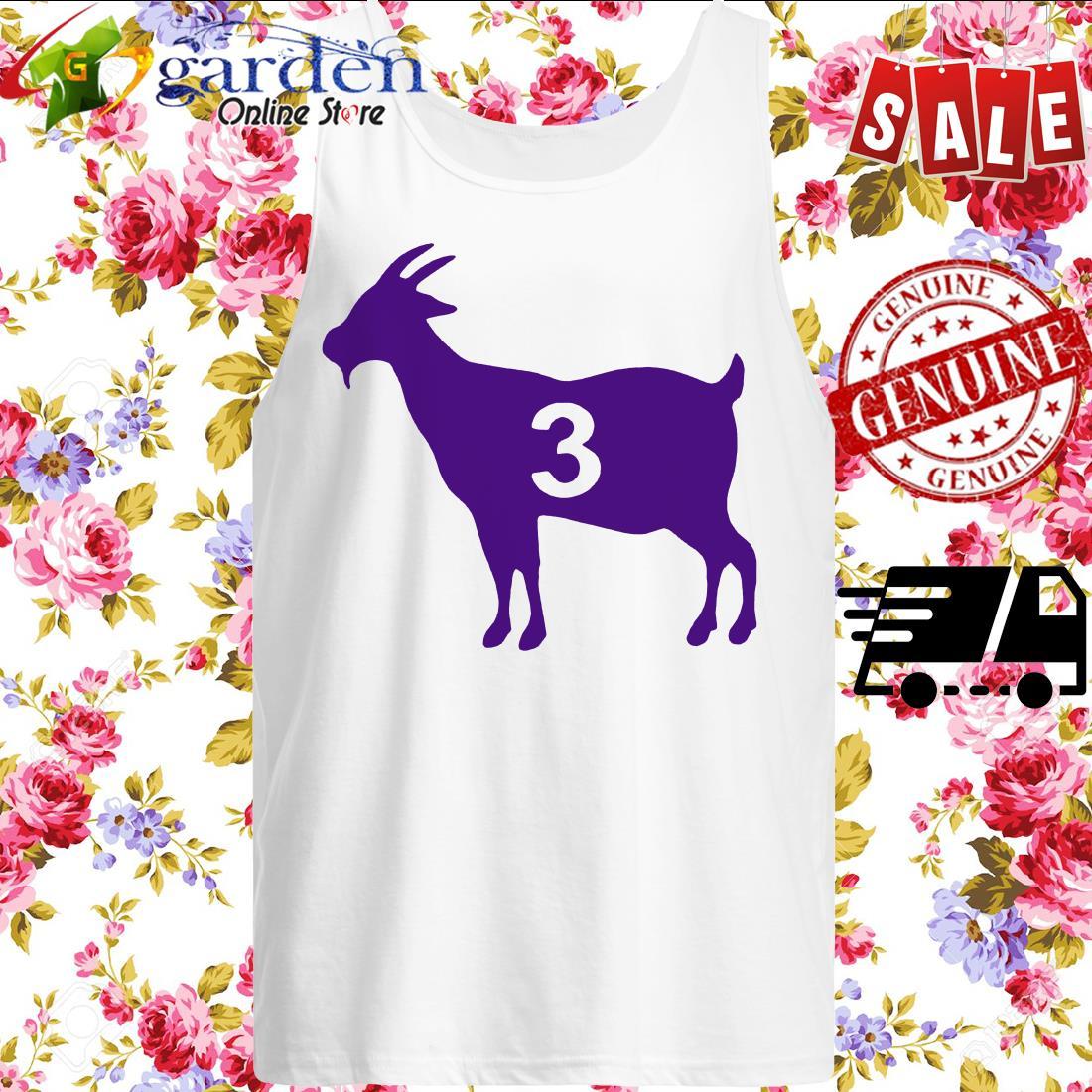 Diana Taurasi Goat tank top