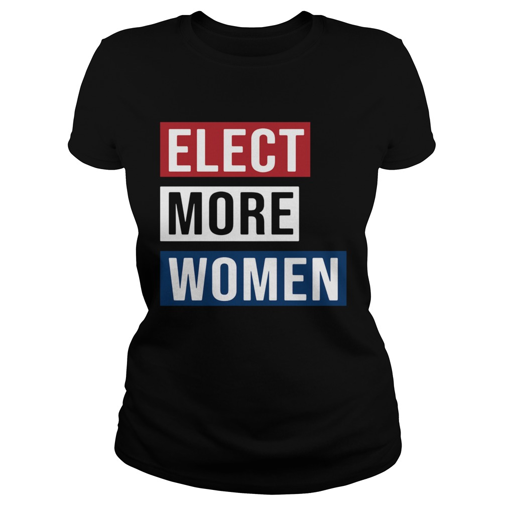 Elect More Woment Classic Ladies