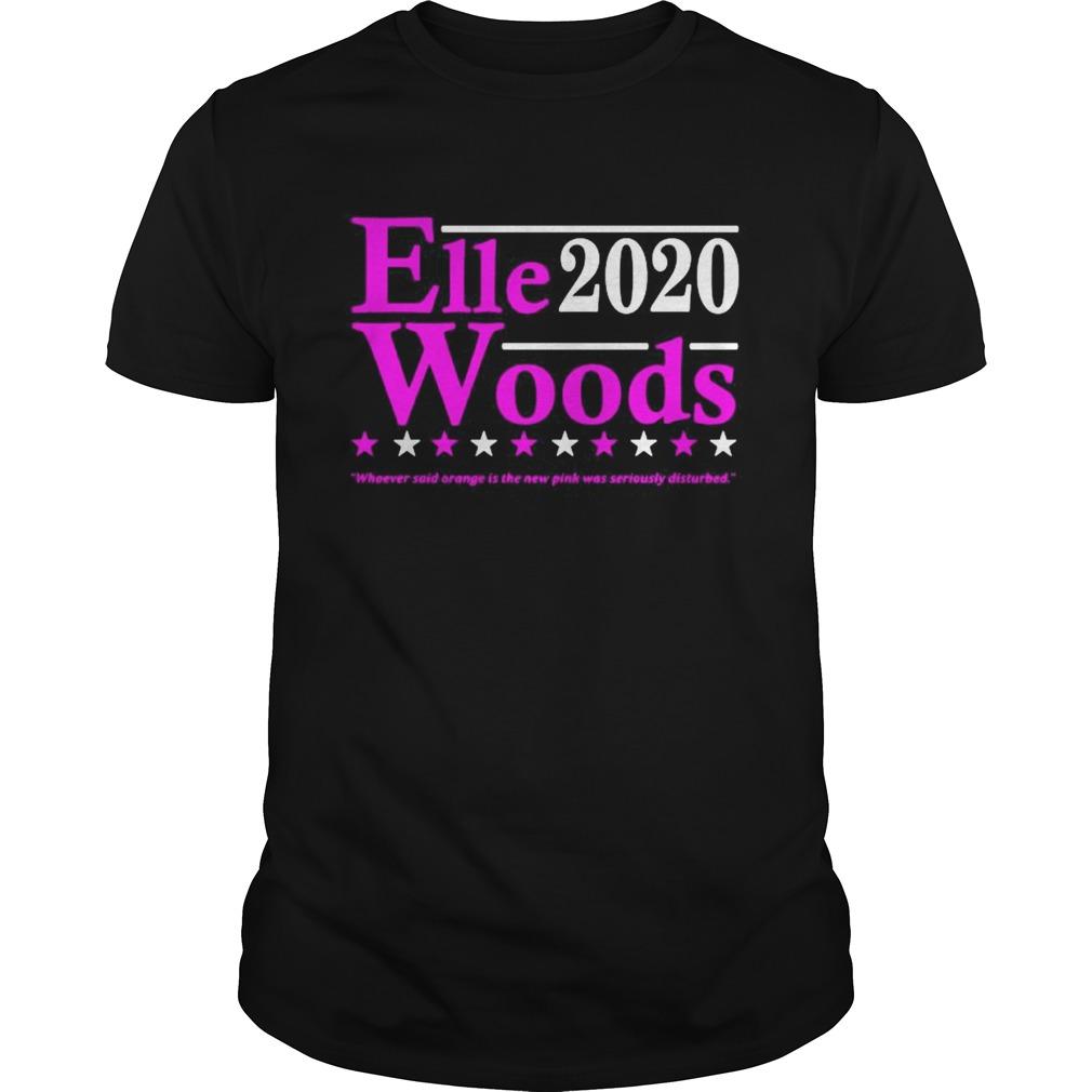Elle 2020 Woods Unisex