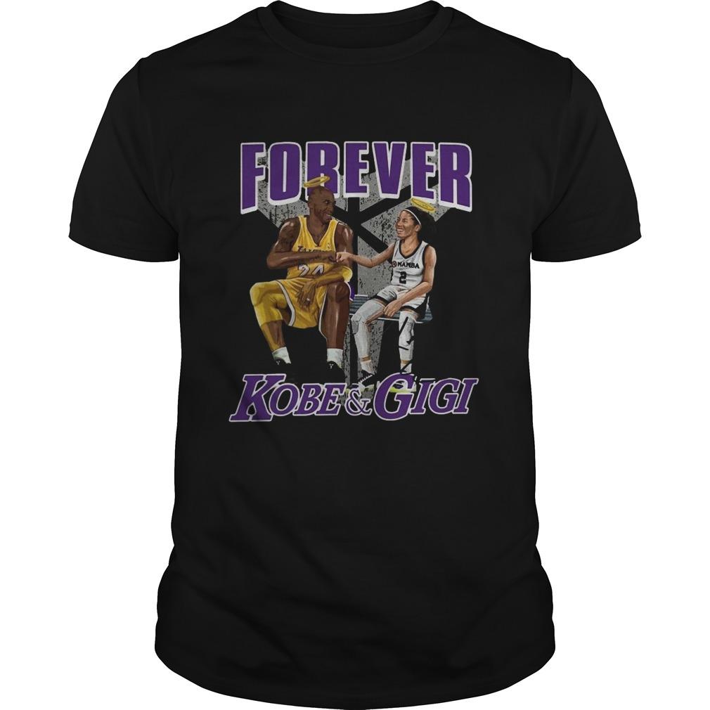 Forever Kobe And Gigi Signature Unisex