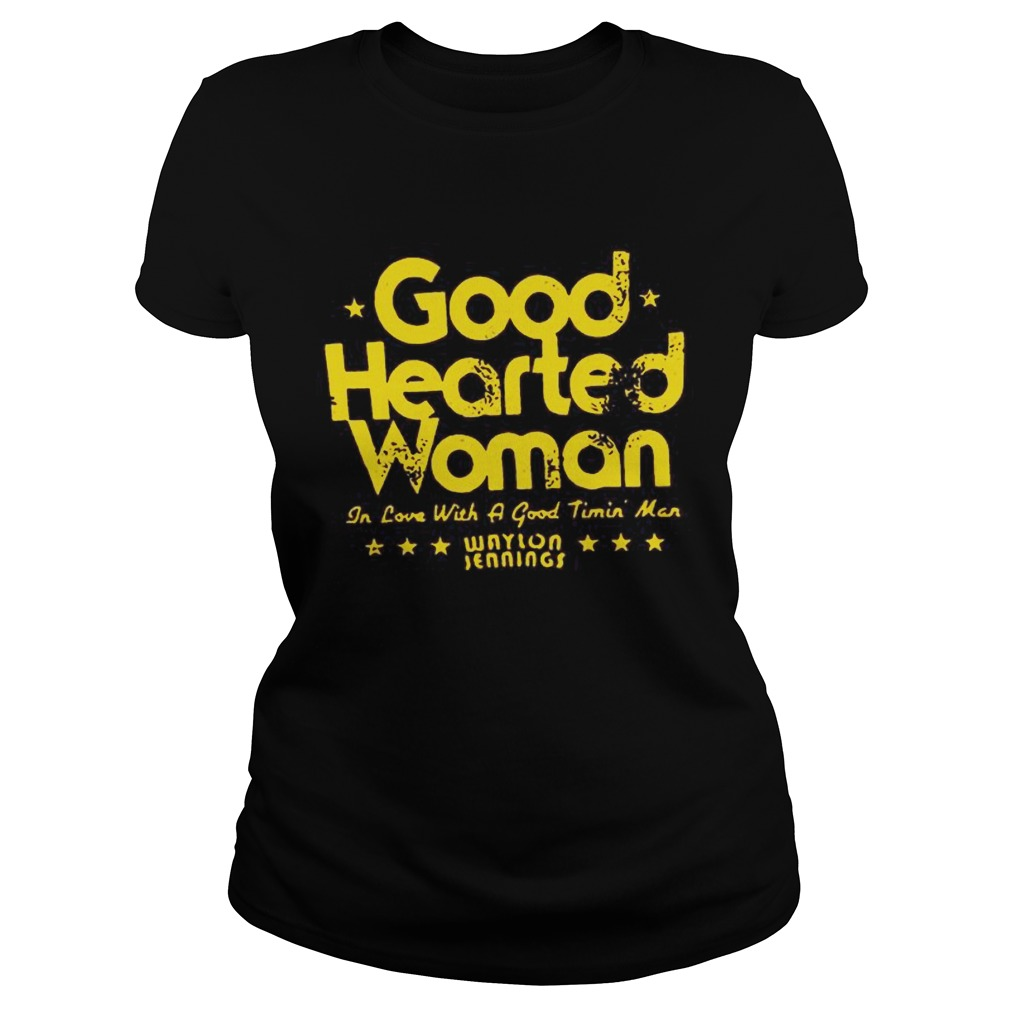 Good hearted woman in love with a good timin man waylon jennings stars Classic Ladies