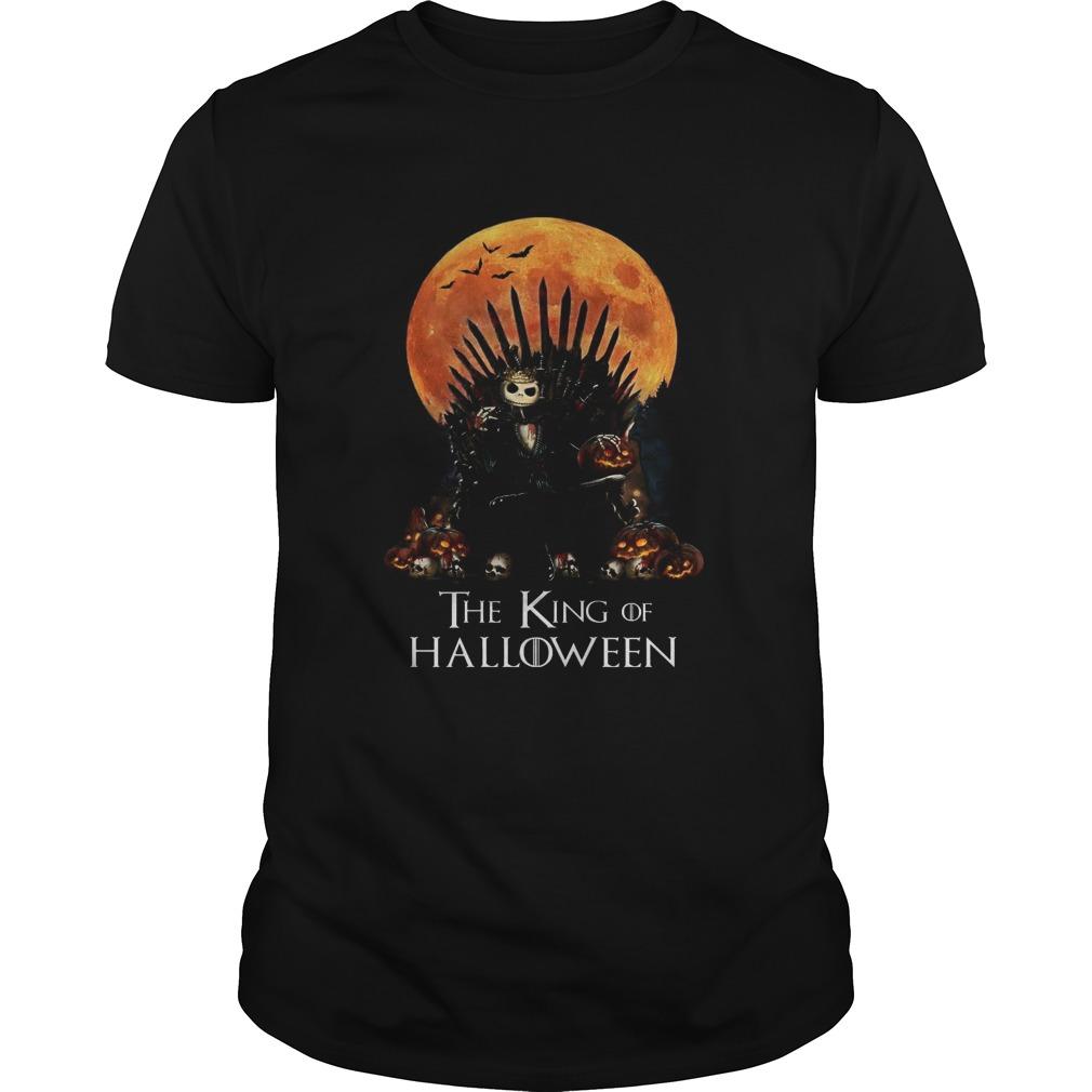 Jack Skellington The King Of Halloween Unisex