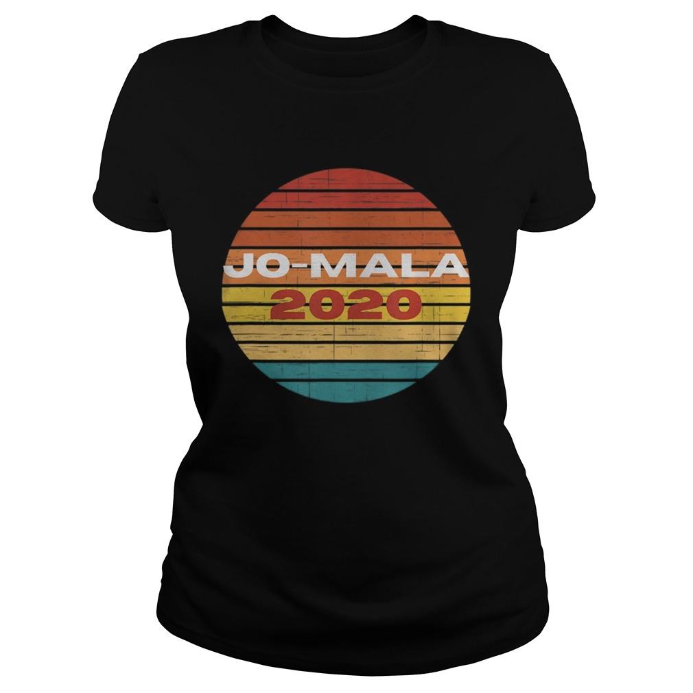 JoMala 2020 Vintage Sunset Joe Biden Kamala Harris Classic Ladies