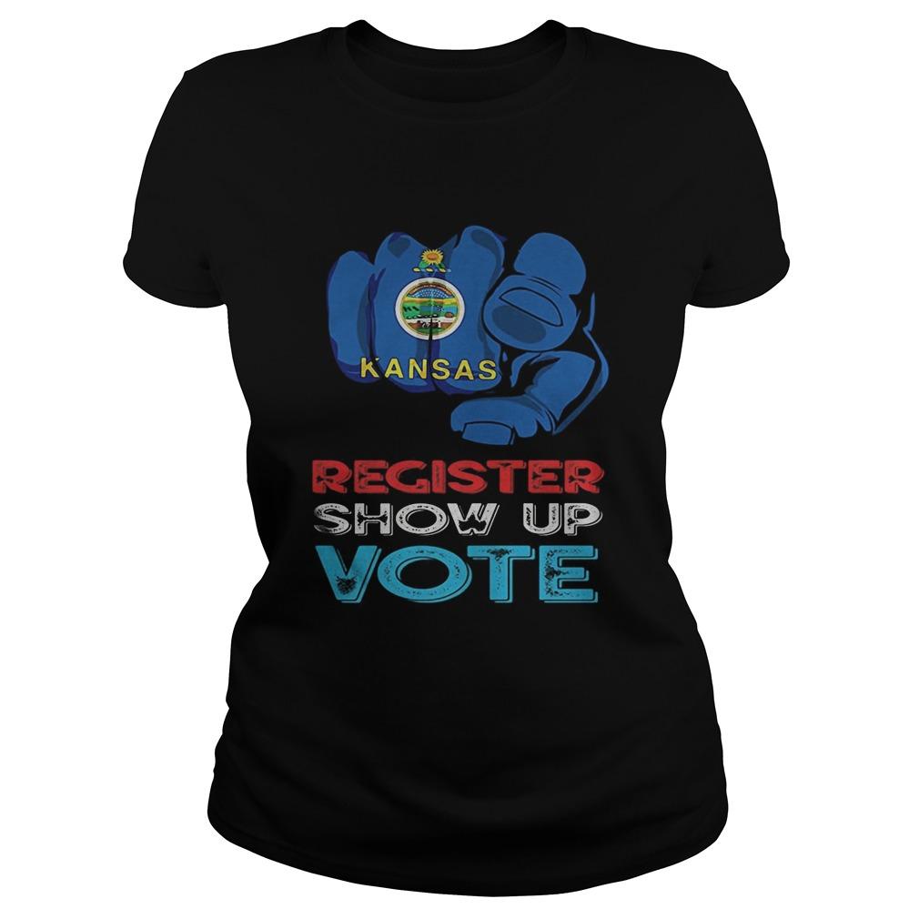 Kansas register show up vote Classic Ladies