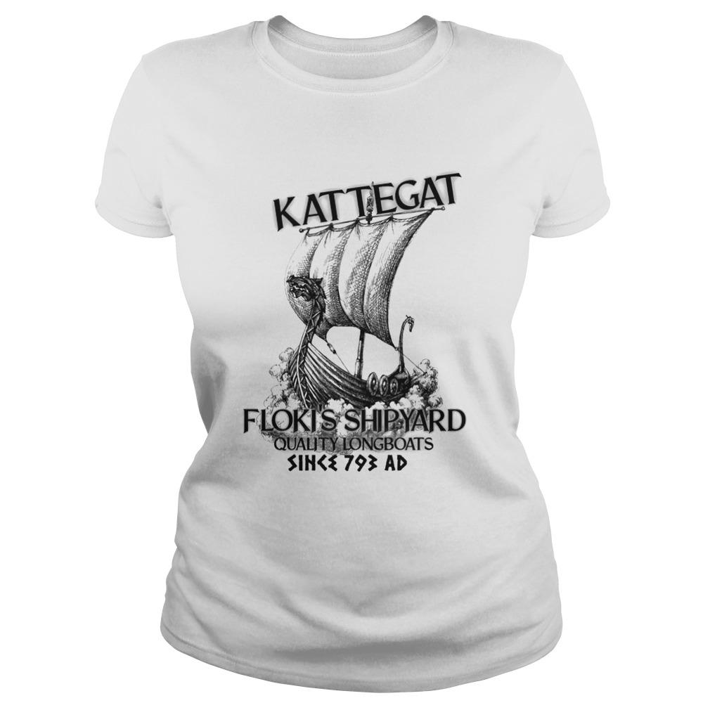 Kattegat Flokis Shipyard Quality Longboats Classic Ladies