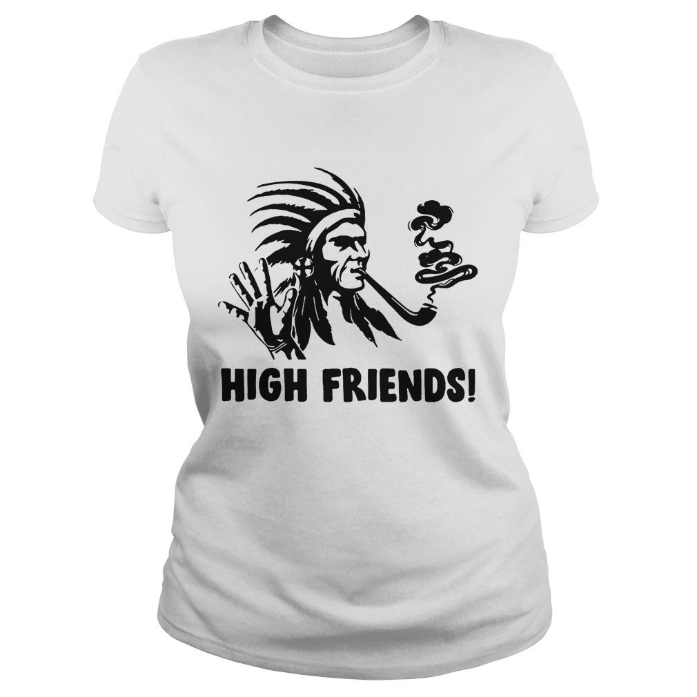 Native America High friends Classic Ladies