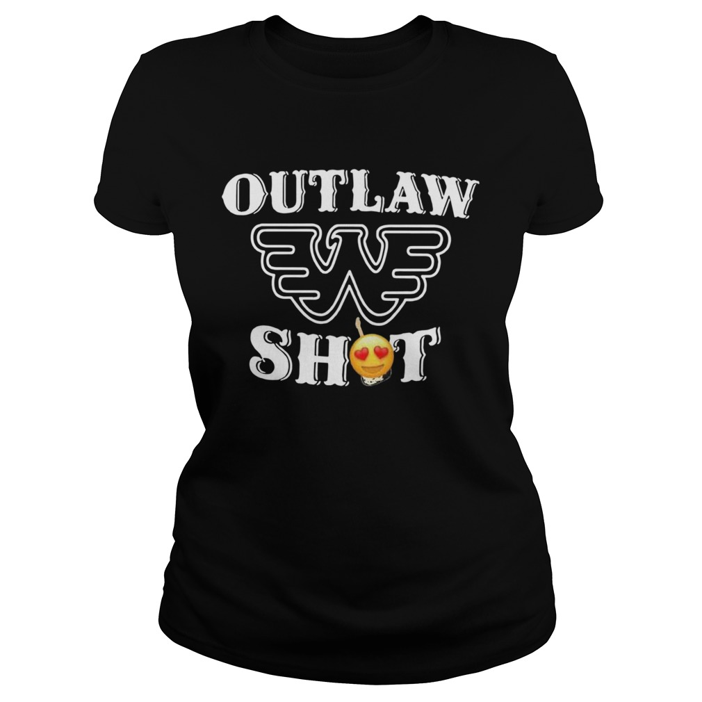 Outlaw Shit Classic Ladies