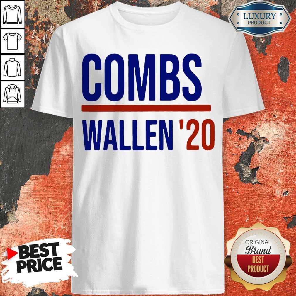 Premium Combs Wallen '20 Shirt
