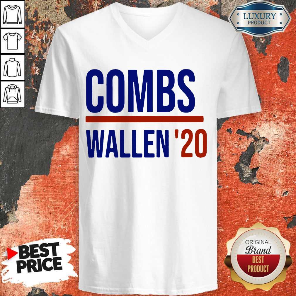 Premium Combs Wallen '20 V-neck