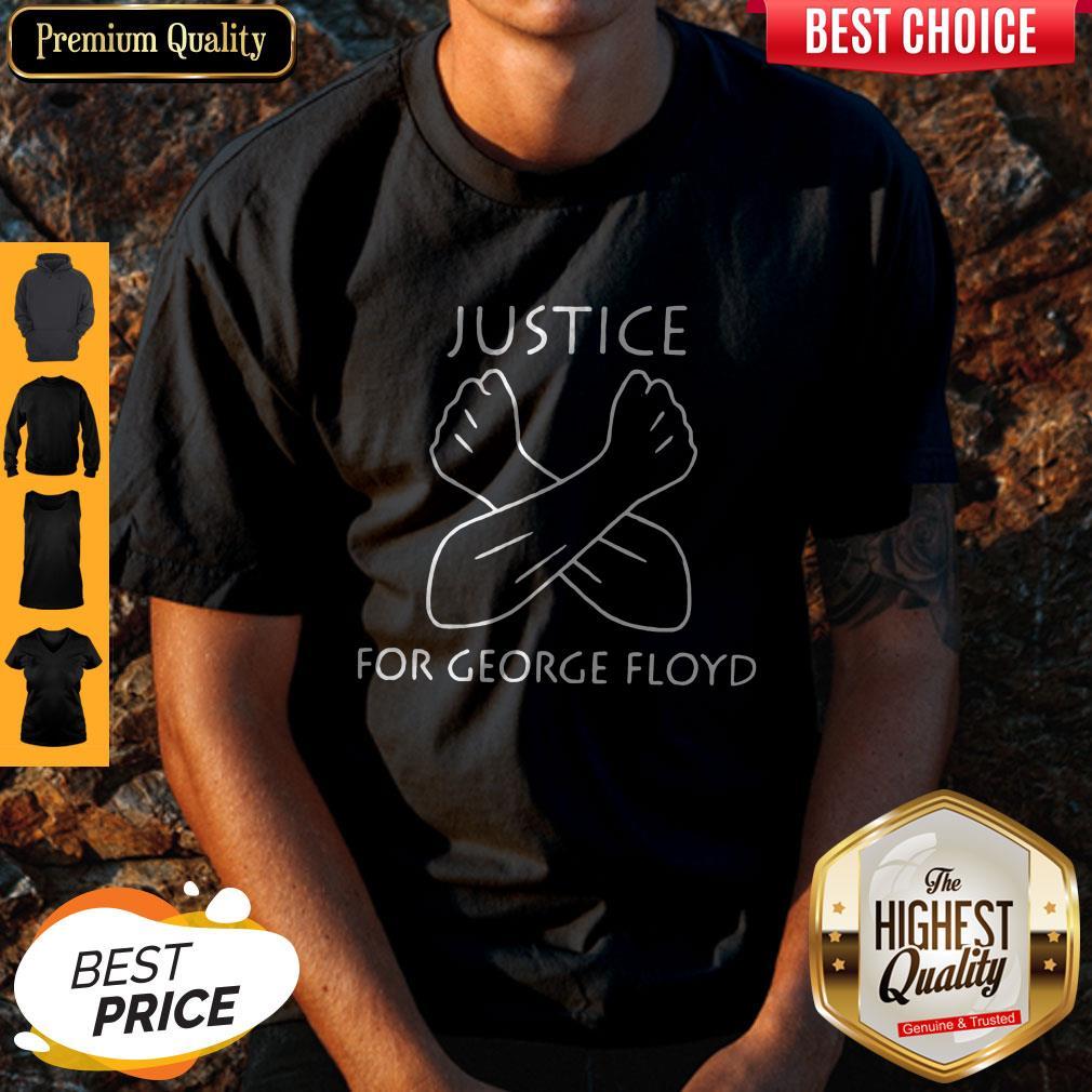 Premium Justice For George Floyd Wakanda Forever Shirt
