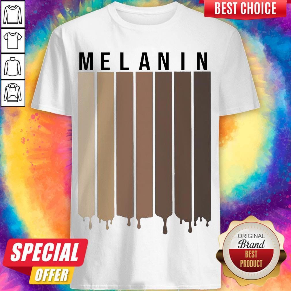 Pretty Melanin All Lives Matter Shirt
