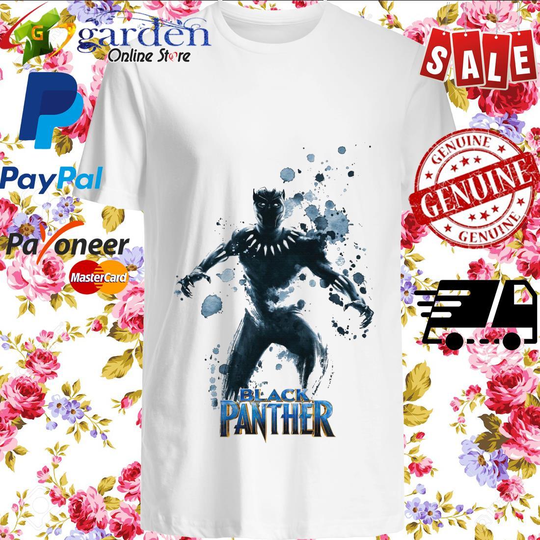 Rip Black Panther Avengers infinity war shirt