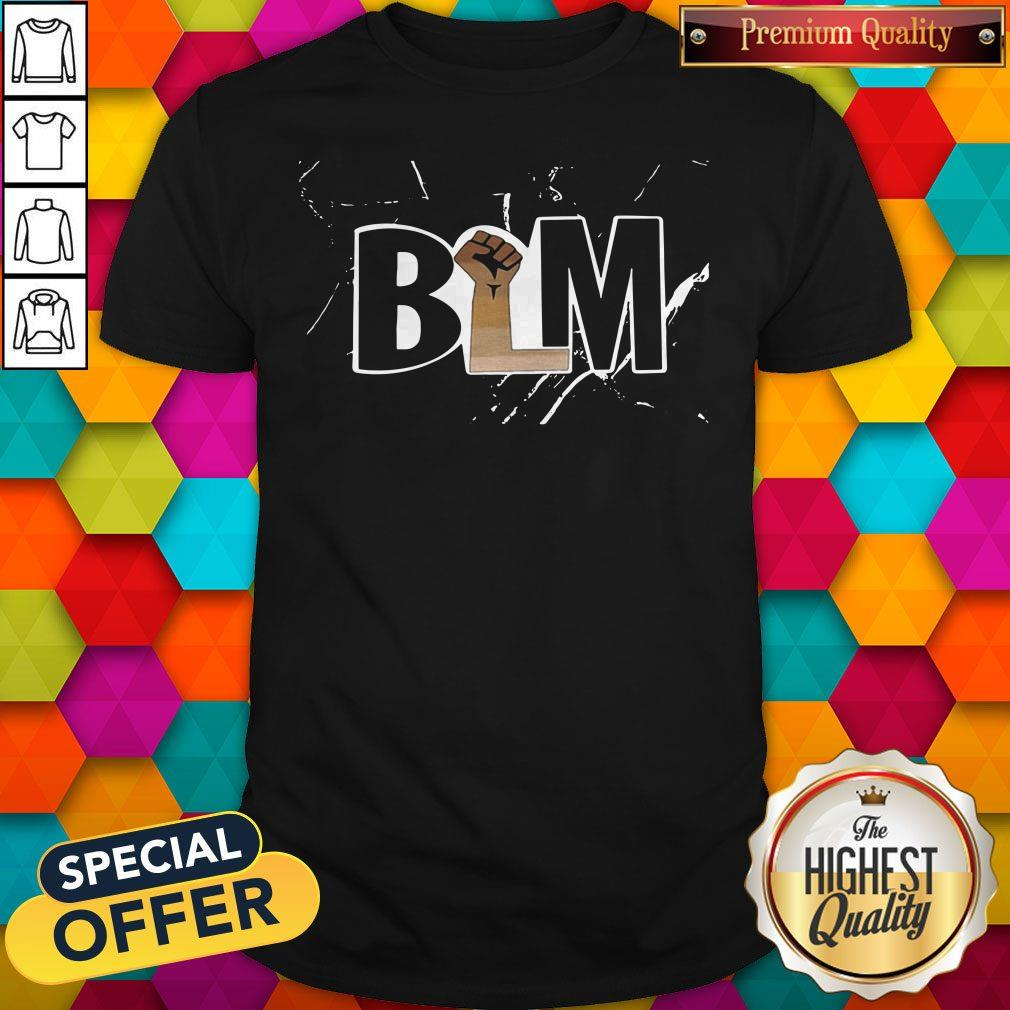 Top Black Lives Matter BLM Shirt