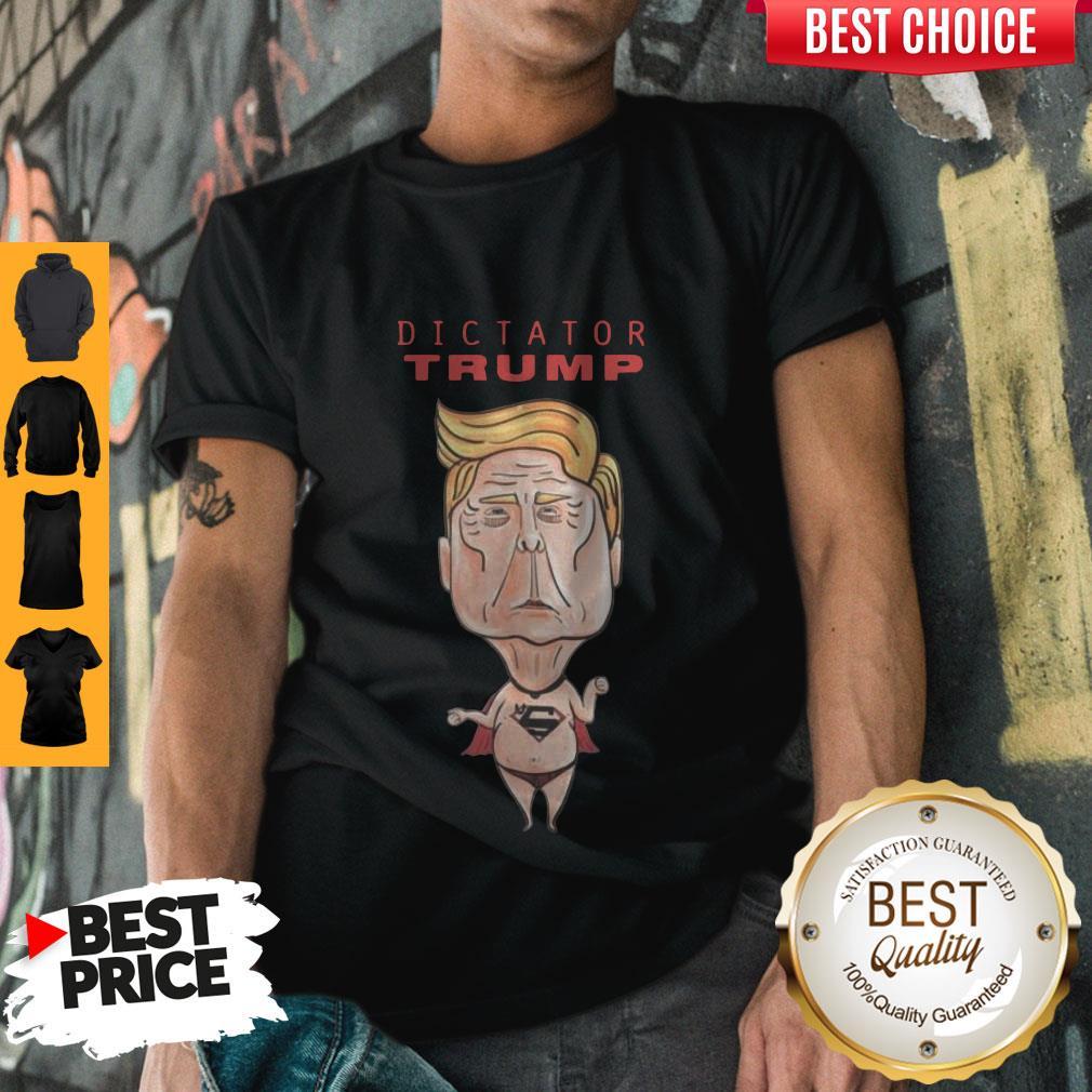 Top Dictator Trump Superman Shirt