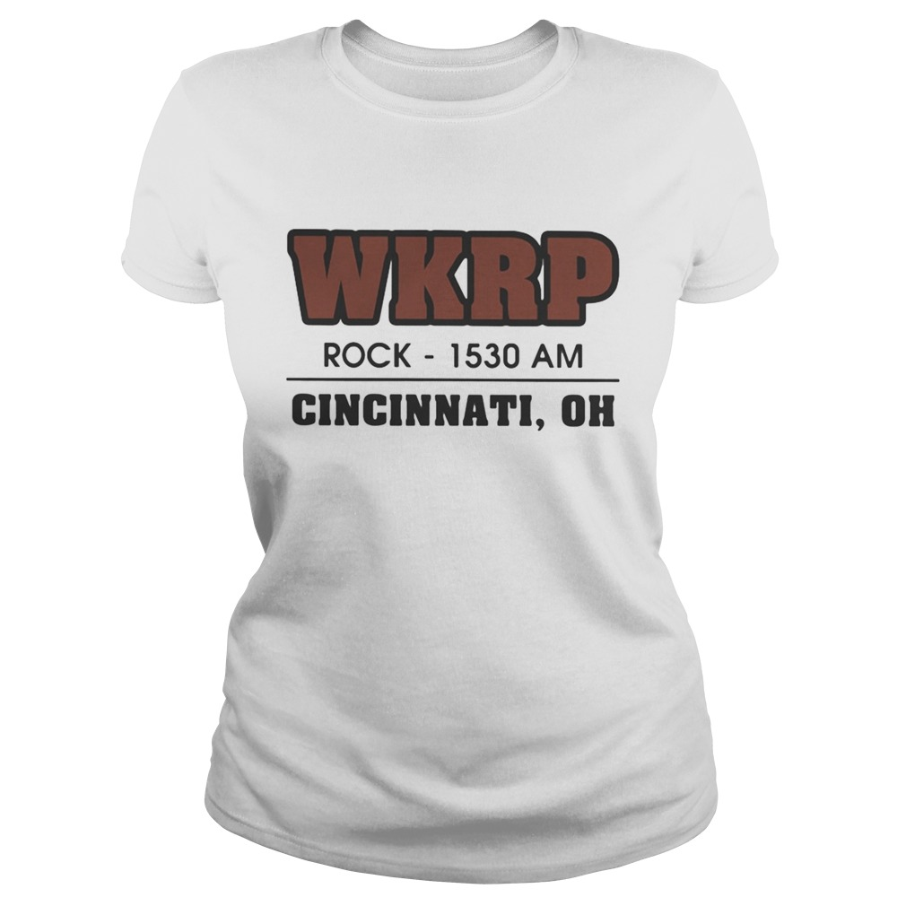 WKRP Rock1530 AM Cincinnati Oh Classic Ladies