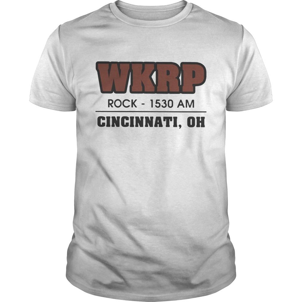 WKRP Rock1530 AM Cincinnati Oh Unisex