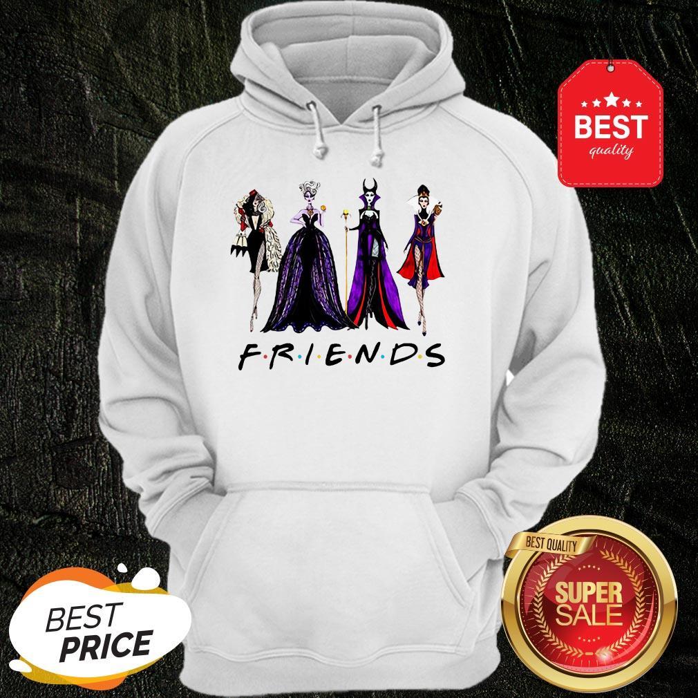 Official Disney Villains Vogue Friends Hoodie