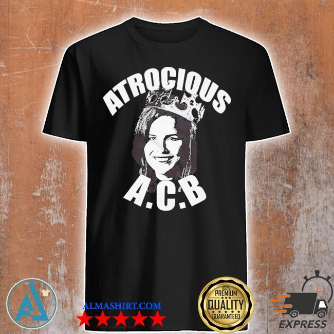 Amy coney barrett notorious a.c.b. shirt