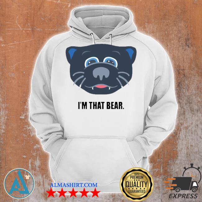 Carolina i'm that bear s Unisex Hoodie