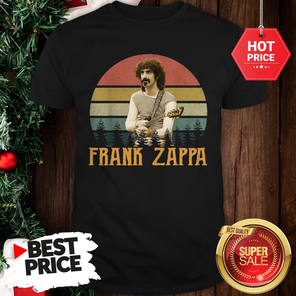 Frank Zappa Country Music Vintage Shirt