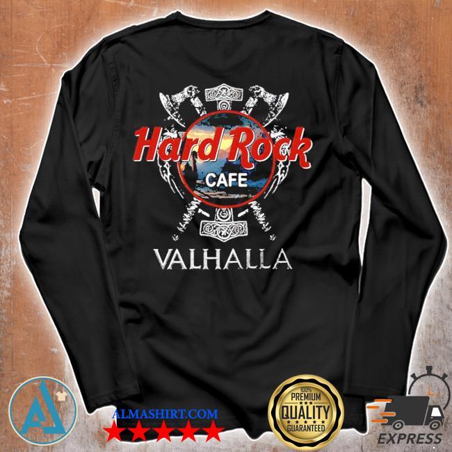 Hard Rock cafe Valhalla 2020 s Unisex longsleeve