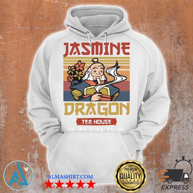 Jasmine dragon tea house ba sing se vintage s Unisex Hoodie