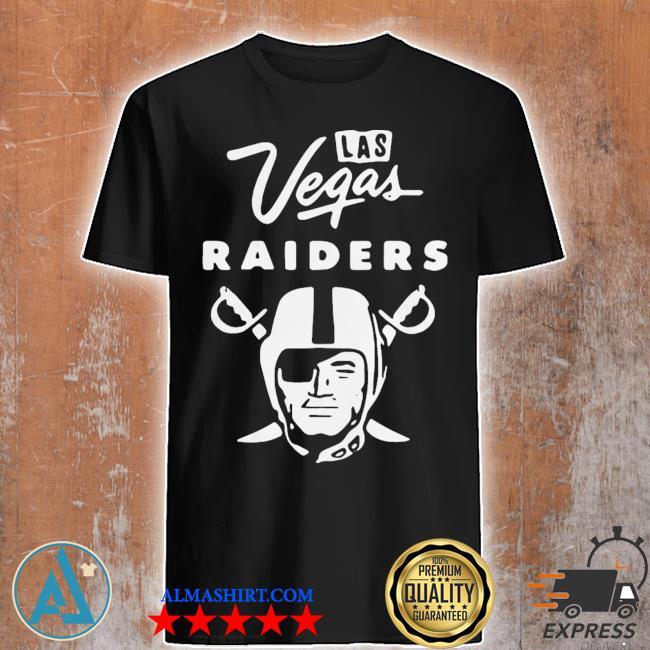 Las vegas raiders football logo shirt