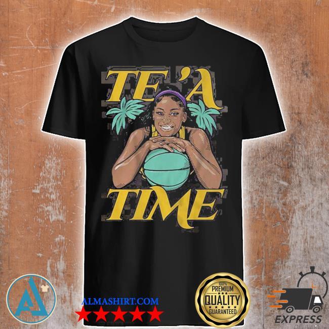Tea cooper shirt tea time shirt