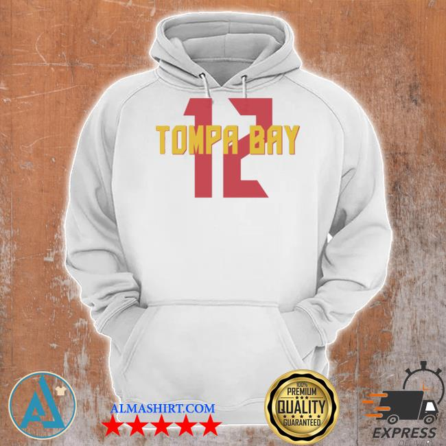 Tompa Bay 12 Shirt Unisex Hoodie