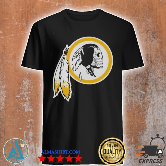 Washington love of sugar skulls and football shirt