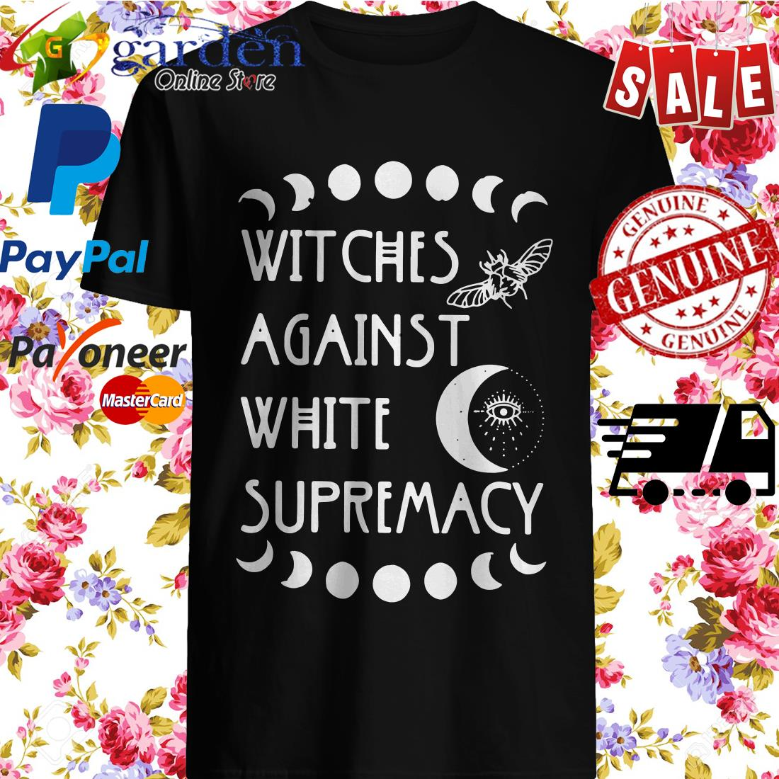 Witches Against White Supremacy Shirt
