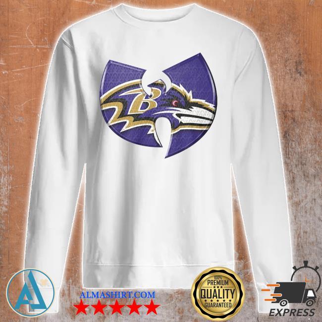 Wu Tang Baltimore Ravens s Unisex sweatshirt