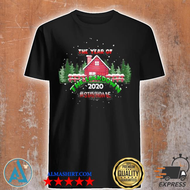 2020 year of the lockdown decorative ugly christmas sweater