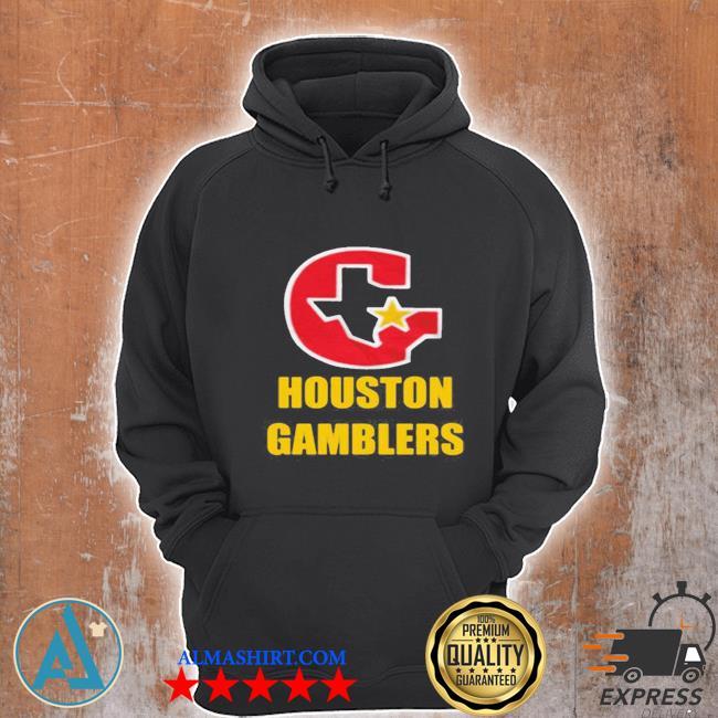 Houston gamblers 2020 s Unisex Hoodie
