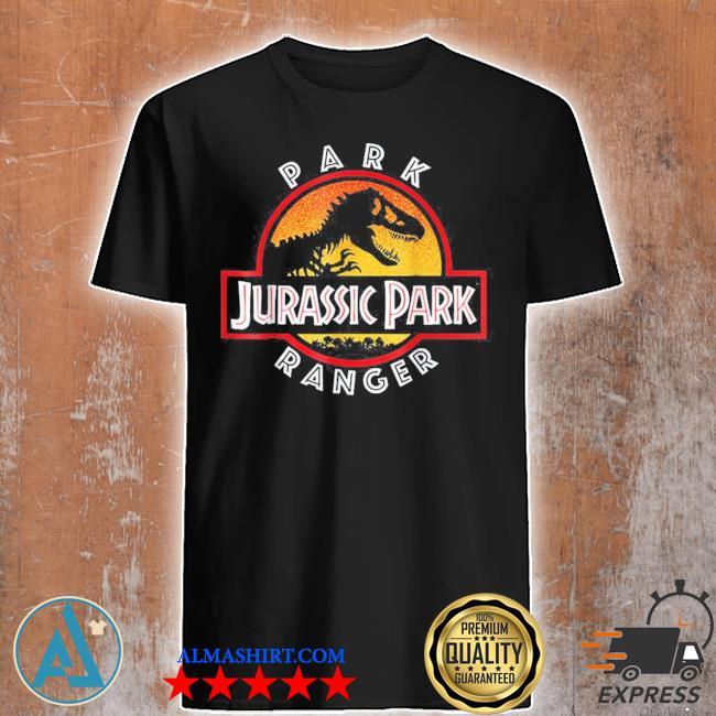 Jurassic park circle park ranger 2020 shirt