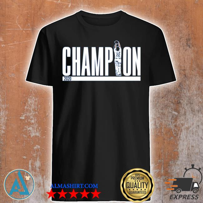 Kershaw champion 2020 shirt