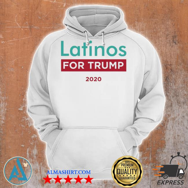 Latinos for trump 2020 s Unisex Hoodie
